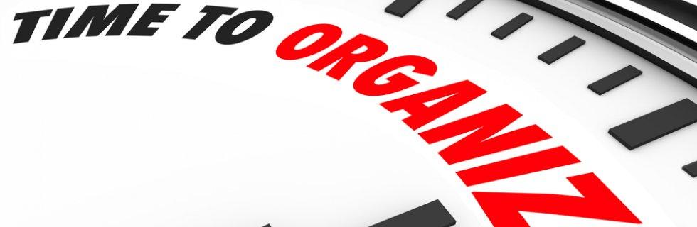 Organisation und Abwicklung